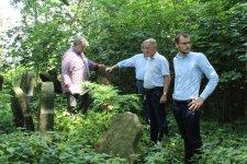 Przedstawiciele Gminy ¯ydowskiej odwiedzili Piotrków