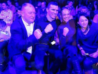Mistrzowie dopingowali młodych bokserów w Witowie Kolonii