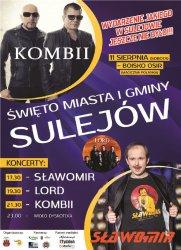 Kombii i Sławomir w Sulejowie