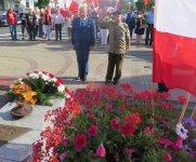 Piotrków nie zapomnia³ o powstañcach warszawskich