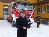 Komendant piotrkowskiej stra¿y odchodzi ze stanowiska