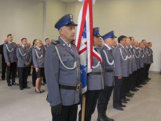 Policjanci z Piotrkowa i powiatu świętują