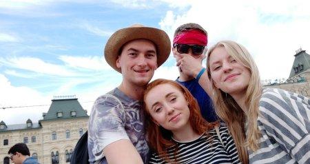 Młodzi podróżnicy dotarli już do Mongolii