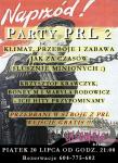 Klub Insomnia zaprasza na Party PRL