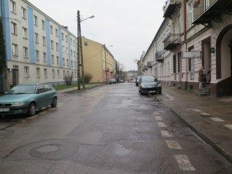 Kolejny odcinek ul. Sienkiewicza zostanie przebudowany