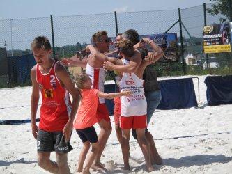 Mistrzostwa Polski młodzików w siatkówce plażowej. Znamy zwycięzców