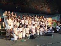 W Piotrkowie rozbrzmiewa�a muzyka gospel