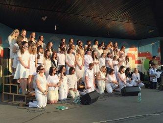 W Piotrkowie rozbrzmiewa³a muzyka gospel