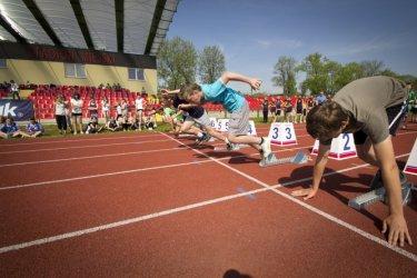 Olimpiada młodzieży w Piotrkowie?