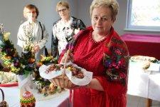 Moszczenica: Gminny przegląd palm wielkanocnych