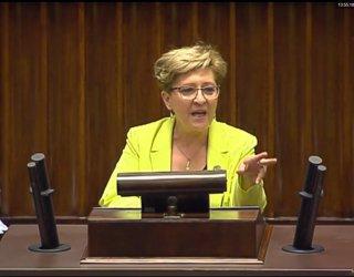 Posłanka Radziszewska o podwyżce cen paliw