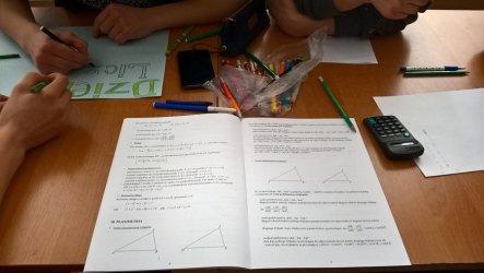 W Budowlance świętowano dzień matematyki