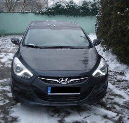 Zimowe zakupy samochodowe