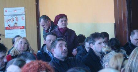 Mieszkañcy Tomawy protestuj± w sprawie likwidacji gimnazjum