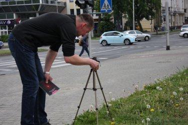 W Piotrkowie badają natężenie ruchu