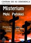 Misterium Mêki Pañskiej w Centrum Idei