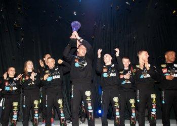 AKS Madej Wrestling Team Piotrków Trybunalski ponownie mistrzem Polski