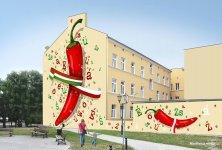 Ten mural powstanie w Piotrkowie