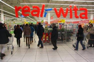 Hipermarket Real w Piotrkowie otwarty