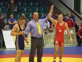 Mateusz Bernatek wywalczył Puchar Polski