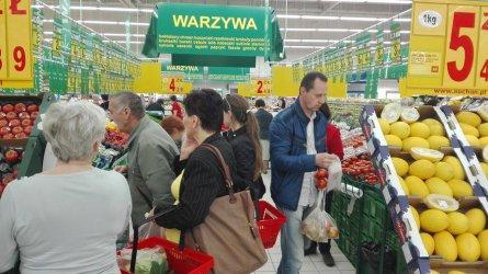 Oficjalne otwarcie hipermarketu Auchan w Piotrkowie
