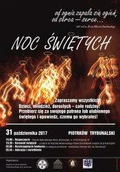 Noc świętych w Piotrkowie