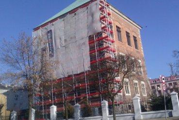 Remontują Zamek Królewski w Piotrkowie