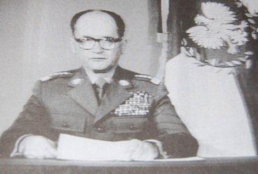 32. rocznica wprowadzenia stanu wojennego – obchody w Piotrkowie