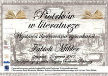 Piotrków w literaturze. Kolejna wystawa w MBP