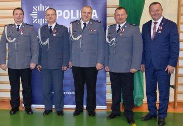 Burmistrz Wolborza odznaczony