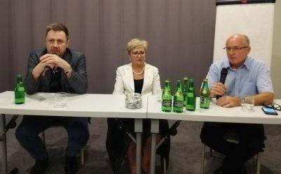 Dyskutowali o roli mediów (VIDEO)