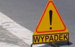 Wypadek na A1, motocyklista w ciê¿kim stanie [Aktualizacja]