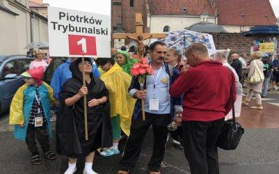 Piotrkowscy pielgrzymi już w drodze