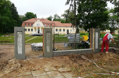 """Park w Parzniewicach – to będzie """"perła województwa"""""""