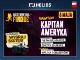 Maraton Kapitana Ameryka w kinie Helios