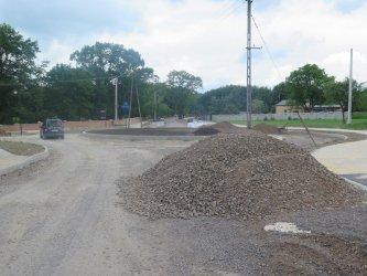 Ulica Spacerowa będzie gotowa w połowie lipca