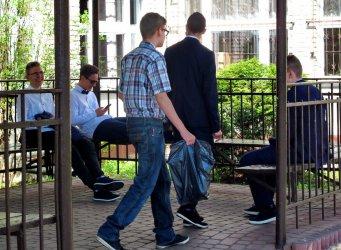Piotrkowscy gimnazjaliści rozpoczęli egzaminy