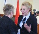 Radna Wężyk-Głowacka powalczy o prezydenturę