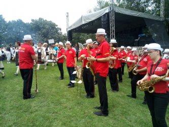 Piotrkowska Miejska Orkiestra Dęta koncertowała w Serbii