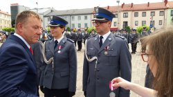 Wojewódzkie obchody ¶wiêta policji