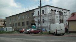 Remontuj± budynek komunalny w Woli Krzysztoporskiej
