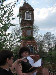 Przenieśli i odnowili kapliczkę w Studziankach