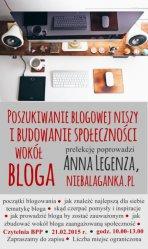 Spotkanie z blogerką w Bibliotece Pedagogicznej