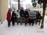 Deutsch-Wagen-Tour w ZSP nr 2 w Potrkowie
