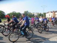 Ponad 200 uczestników Piotrkowskiego Rodzinnego Rajdu Rowerowego