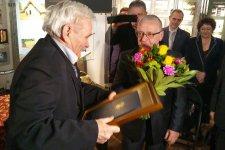 Marcin G±sior odebra³ tytu³ Honorowego Obywatela Miasta Piotrkowa