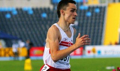 Adam Kszczot brązowym medalistą halowych MŚ