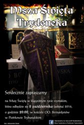 Kolejna Msza św. Trydencka w Piotrkowie
