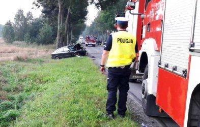 Tragedia w gminie Sulejów. Dwie osoby nie żyją