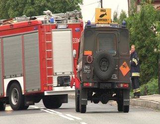 Region: Zostawił granat w centrum Rozprzy